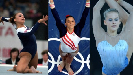 USA Gymnastics agrees to dozens of changes amid sex abuse scandal