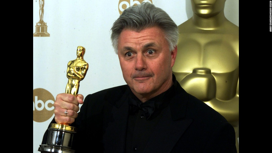 """...I want to thank the Academy for this honor to a film on the abortion subject and Miramax for having the courage to make this movie in the first place....and everyone at Planned Parenthood and the National Abortion Rights League."" -- John Irving, accepting the best adapted screenplay award for his work on ""The Cider House Rules"" at the 72nd Academy Awards on March 26, 2000 at the Shrine Auditorium & Expo Center"