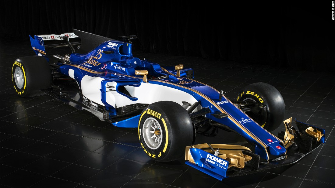 "Car designer Jörg Zander explained some of the key changes in the February 20 launch. ""The Sauber C36-Ferrari is wider and lower, with wider tyres making the car look more muscular than last year's model, the C35,"" Zander said in a statement on the <a href=""http://www.sauberf1team.com/news/the-sauber-c36-ferrari-the-anniversary-car-for-the-new-era"" target=""_blank"">team's official website</a>."