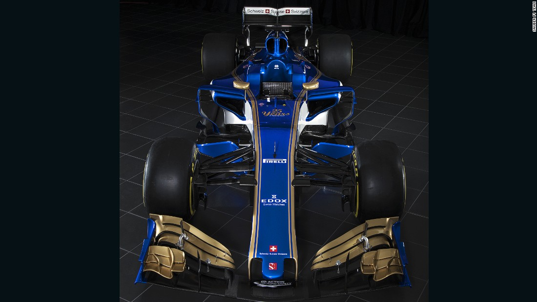 Sauber will be looking to improve on a disappointing 2016 campaign, where it finished in second from bottom in the constructors' championship. The team has recruited Pascal Wehrlein to partner Marcus Ericsson for 2017.