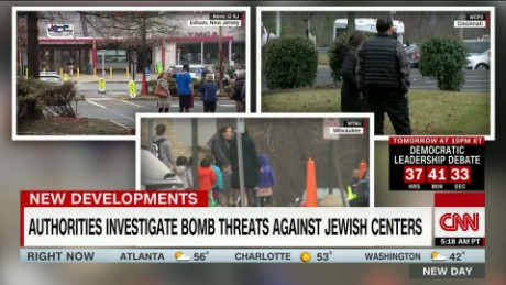 Anti-Semitic incidents on the rise in US