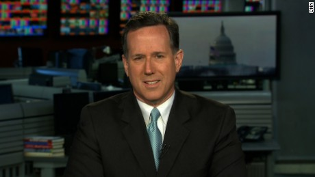 Santorum: Anti-Semitic acts coming from Muslims
