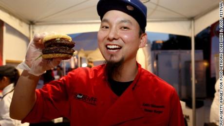 How Keizo Shimamoto invented the Ramen Burger