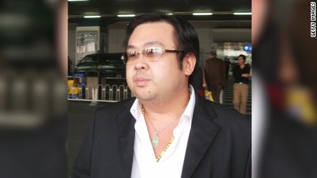 U.S. official: N. Korea used WMD agent to kill Kim Jong Nam