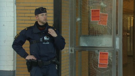 Riots spark debate in Sweden
