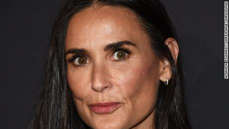 Demi Moore has put a spin on a different type of podcast.