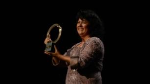 Berta Caceres won the presigious Goldman Environmental Prize in 2015.