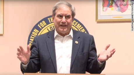 Democratic Congressman John Yarmuth questions Trump's mental health
