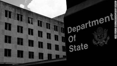 Top State Department official out after 3 months