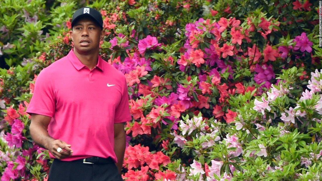 Augusta National is synonymous with azaleas. The flowers provide the perfect backdrop to the world famous course, which hosts the Masters every year, adding a dazzling brush of color to proceedings. But they could be absent when golf's first major begins on April 6.