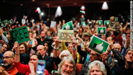 Five takeaways from the Republican town halls