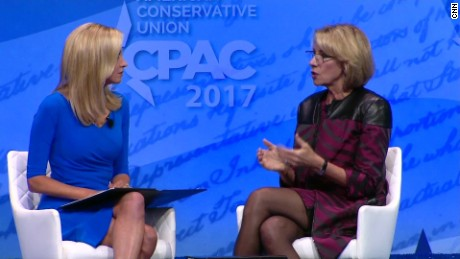 Betsy DeVos CPAC transgender bathroom bill_00002028