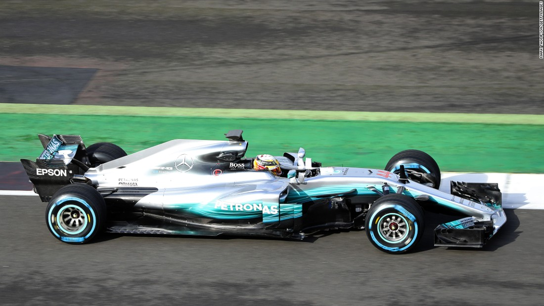 Mercedes will be looking to win its fourth successive F1 constructors' championship in 2017.