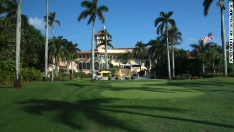 Do Mar-a-Lago guests get special access to Trump?