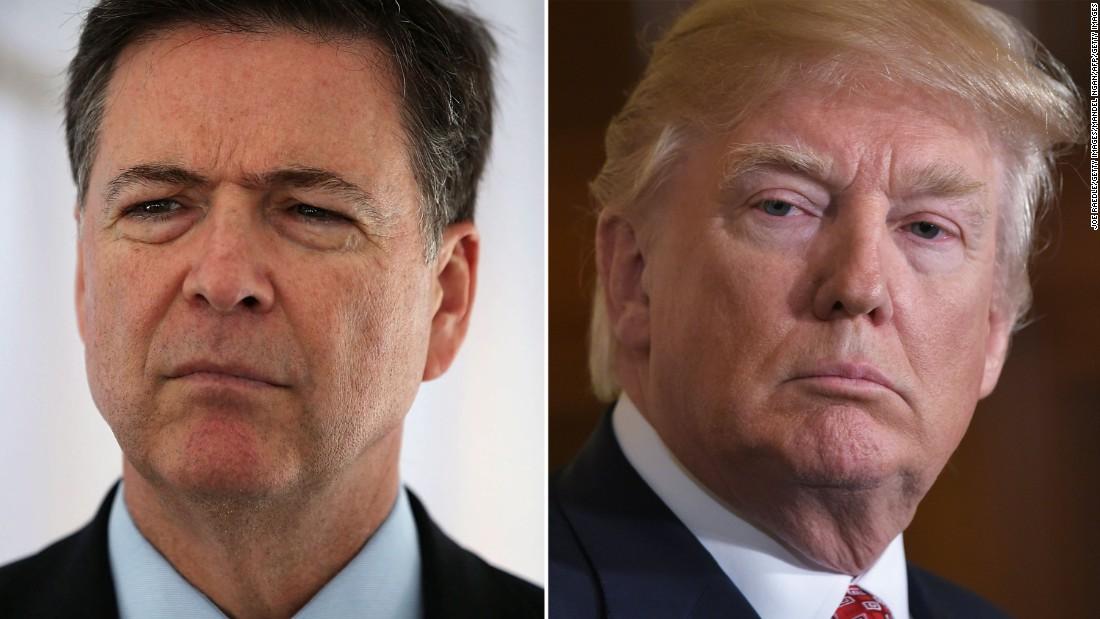 Trump vs. Comey: Who will America trust?