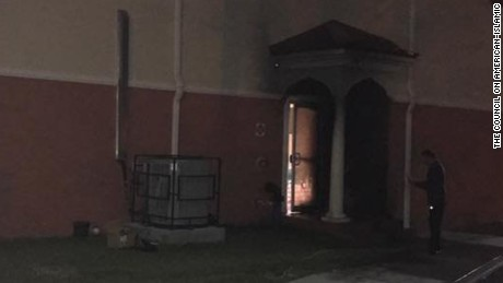 Fire at Florida mosque ruled arson