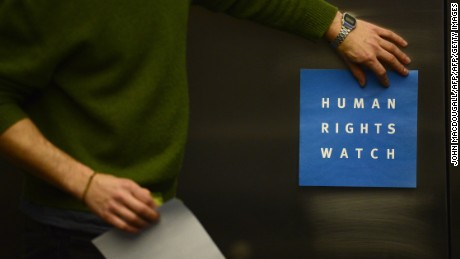 Human Rights Watch has said it plans to appeal Israel's decision about the work permit.