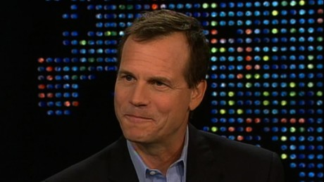 Bill Paxton on Larry King Live in 2005