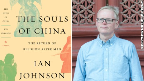 "Ian Johnson, author of ""The Souls of China: The Return of Religion After Mao."""