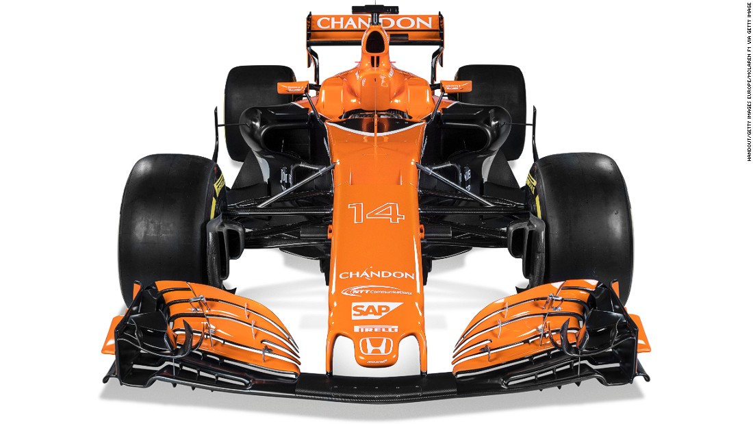 McLaren launched its new orange-colored MCL32 on February 24.