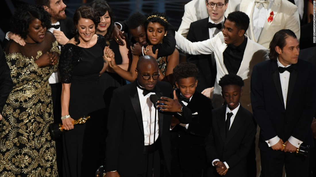 Oscars 2017: 'Moonlight' Wins Best Picture After Some