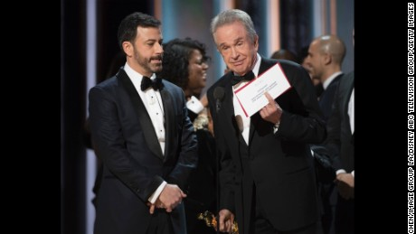 THE OSCARS(r) - The 89th Oscars(r)  broadcasts live on Oscar(r) SUNDAY, FEBRUARY 26, 2017, on the ABC Television Network. (Eddy Chen/ABC via Getty Images)