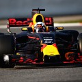 red bull testing front
