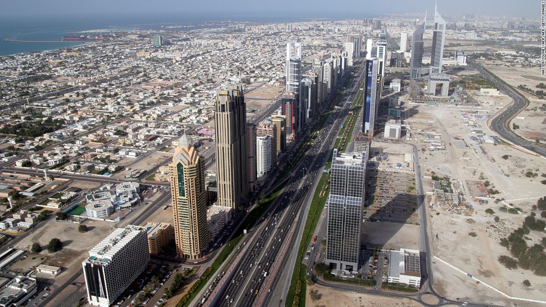 Throughout the 2000s and until the financial crash in 2008, Dubai's government undertook huge construction projects to cement the emirate's position as a financial, business and tourist hub.