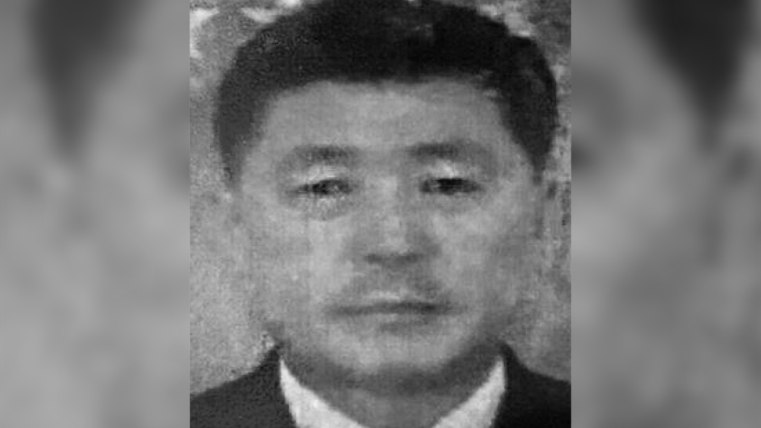<strong>O Jong Gil, 55</strong>, is also wanted by Malaysian police. According to South Korea, he is a member of North Korea's State Security. They claim he worked with Hong Song Hac to recruit Siti Aisyah.