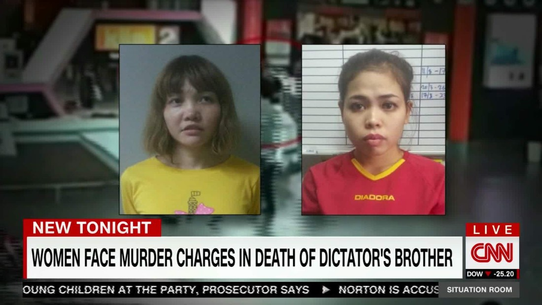 Murder Charges For N. Korea Airport Suspects   CNN Video