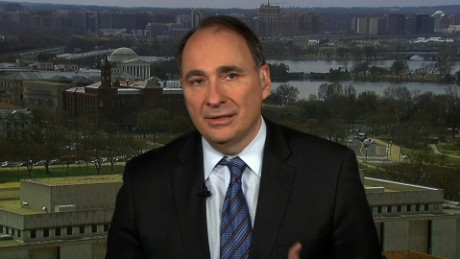Axelrod: Trump's message is 'be very afraid'