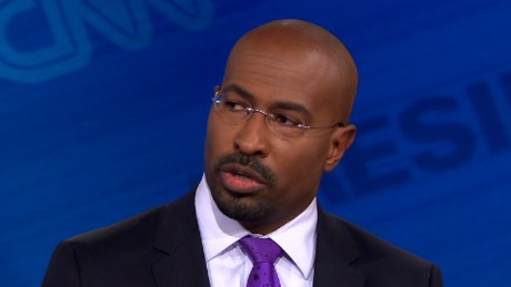 Van Jones: The moment Trump became President