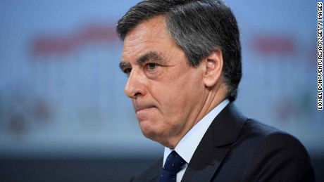 Defiant Fillon won't end bid for French presidency