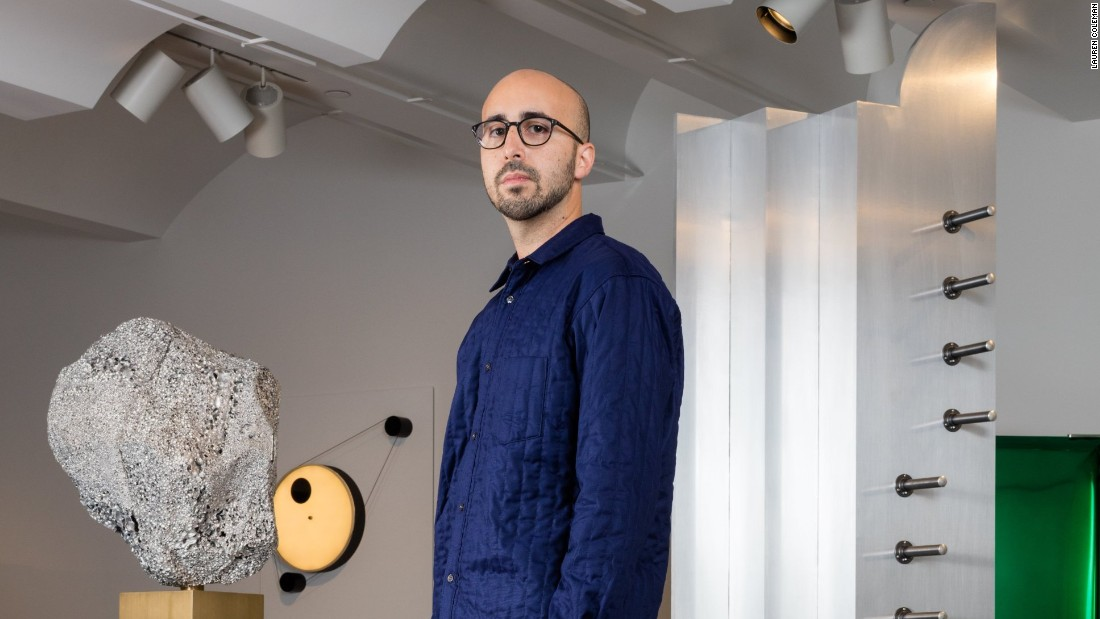 New York gallery owner denied entry to US