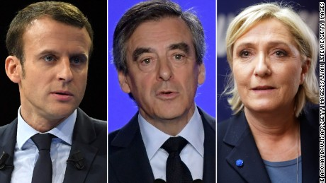 France's controversial election, from affair rumor to fake job claims