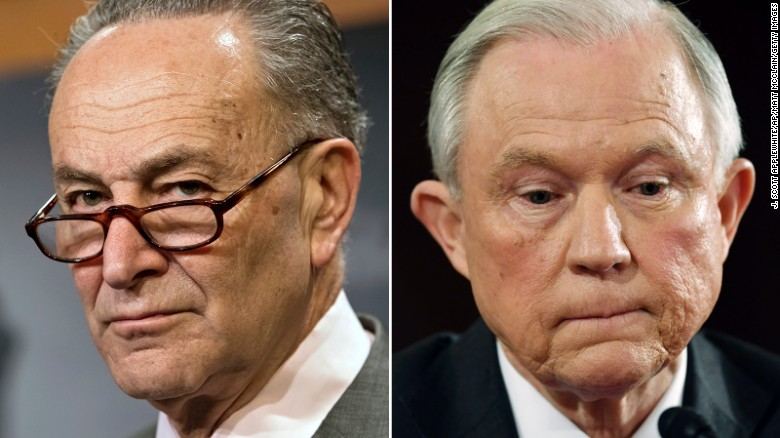 Why Dems want Sessions to stay put