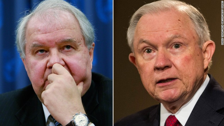 Senators asked FBI to investigate Sessions