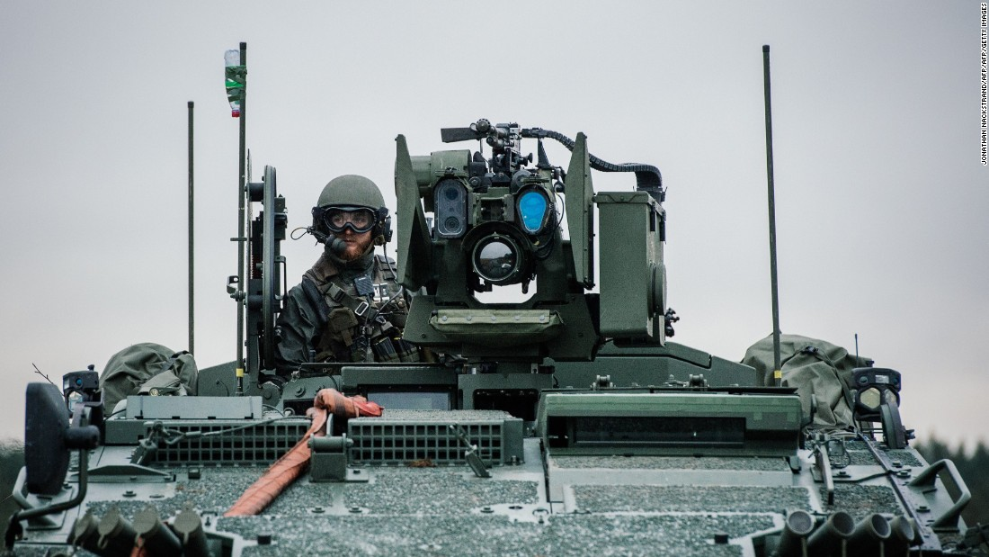 Sweden to publish leaflets warning citizens over potential war