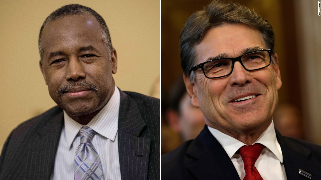 Ben Carson, Rick Perry confirmed to Cabinet posts Thursday ...