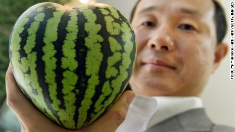 $  27,000 melons? Unwrapping the high price of Japan's luxury fruit habit