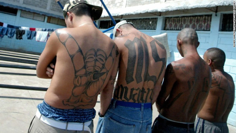 MS-13: America's most dangerous street gang?