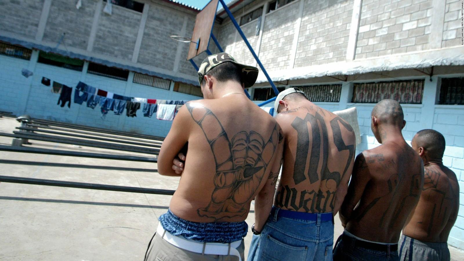 MS Gang Members Indicted In Brutal Deaths Of High School - M13 gang us map