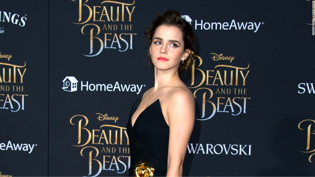 Emma Watson On Beauty And The Beast I Didnt Have