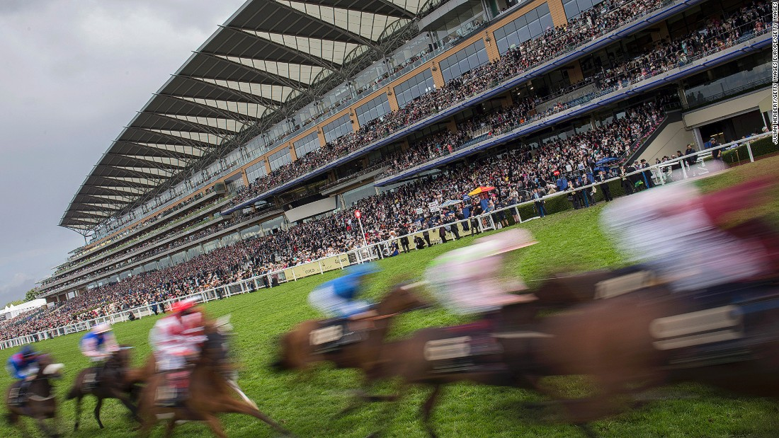 Britain's famous racecourse, Royal Ascot, will add a fourth enclosure in 2017.