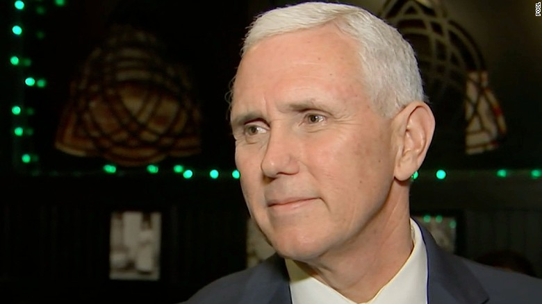 Mike Pence defends private email server sot_00000000