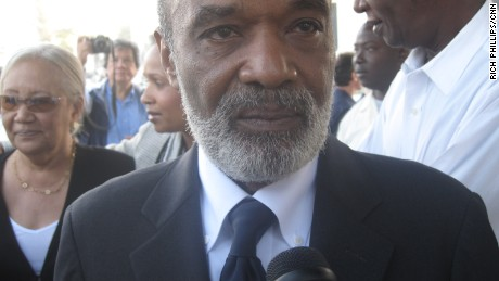 Rene Preval was President of Haiti in 2010 when a magnitude 7.0 earthquake caused the deaths of 200,000 people.