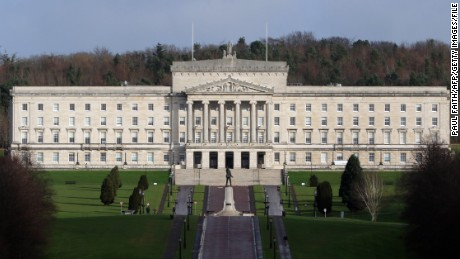 Northern Ireland: UK government may have to consider direct rule