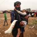 02 residents flee mosul