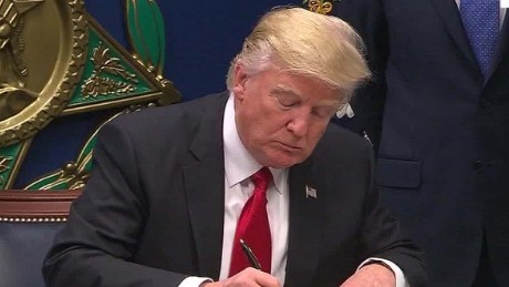Trump to sign new travel ban