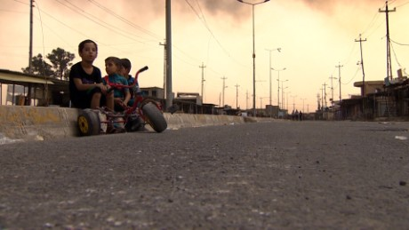 Return to Mosul, CNN Documentary